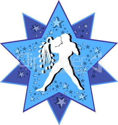Sternzeichen Stern Wassermann