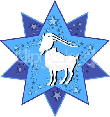 Sternzeichen Stern Steinbock