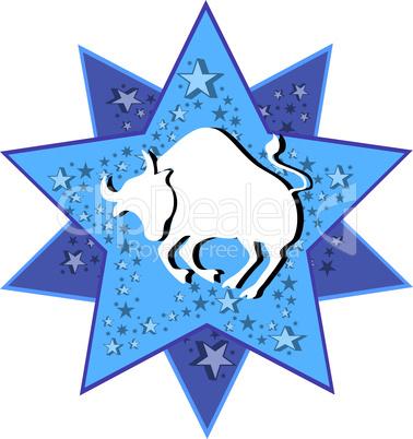 Sternzeichen Stern Stier