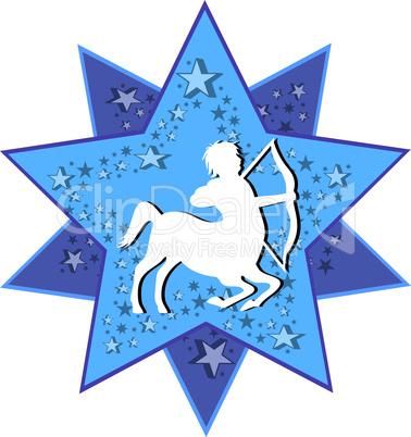 Sternzeichen Stern Schütze