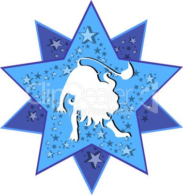 Sternzeichen Stern Löwe