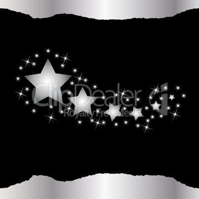 Weihnachtshintergrund schwarz