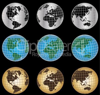 Globus Set