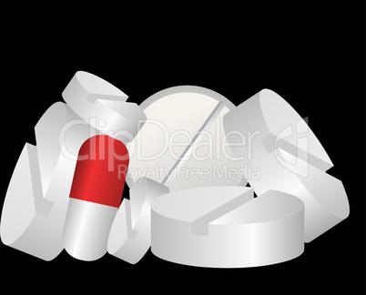tabletten dragees