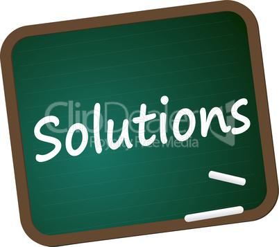 Schultafel Solutions
