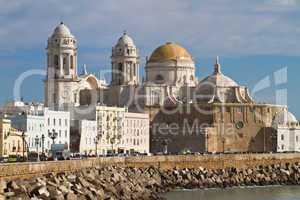 Kathedrale von Cadiz, Spanien