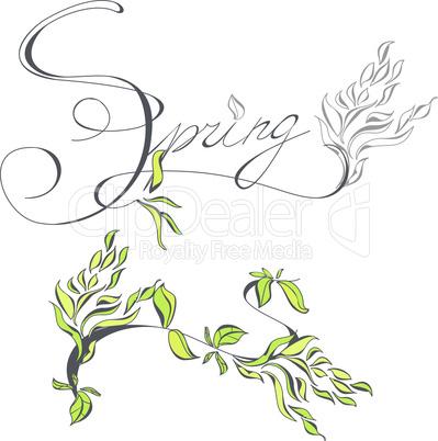Inscription Spring