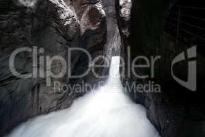 Rosenlaui Gletscherschlucht