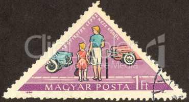 Stamp set seventy
