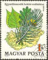 Stamp set seventy five