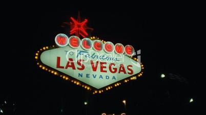 Las Vegas Sign BG033HD