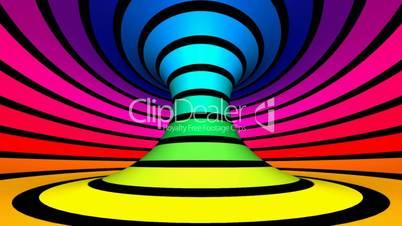 Loop twisted rotation - 18 colors