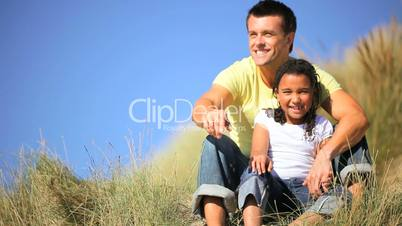 Father & Daughter Time Together