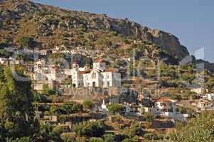 Kirche Agios Georgios in Kritsa, Kreta