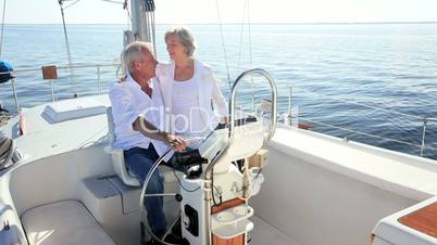 Retirement Outdoor Sailing Lifestyle