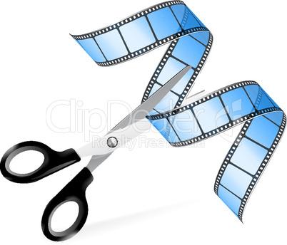 Film scneiden