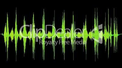 Geräusch / an Styropor kratzen