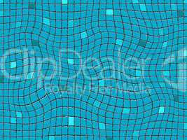 twisted ceramic pattern