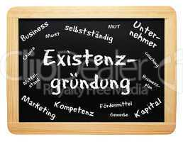 Existenzgründung - Business Konzept