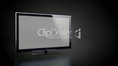 Plazma Bildschirm