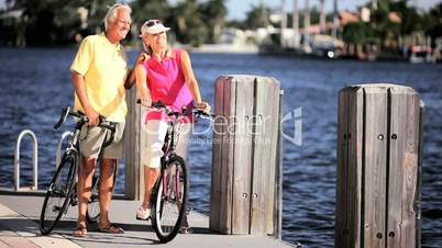 Leisure Cycling in Retirement