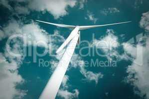 Wind mill power generator