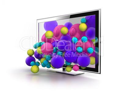 Color world jumping from NextGen TV