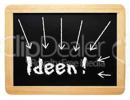 Ideen ! - Business Konzept