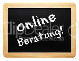 Online Beratung !