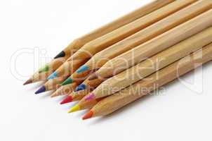 Bunstifte  crayons