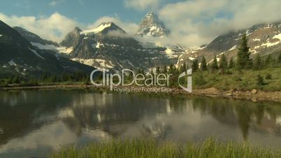 Mount Assiniboine in the Canadian Rockies