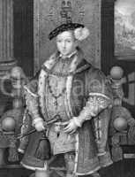 Edward VI King of England
