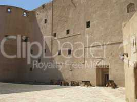 Festung Jabrin - Oman