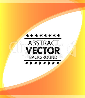 Abstract Background Vector with place for your text