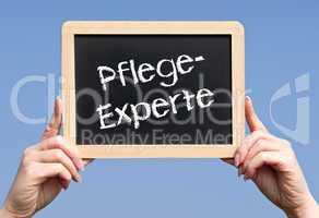 Pflege Experte - Konzept Tafel