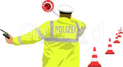 Verkehrskontrolle.FH11