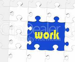 work - Business Concept