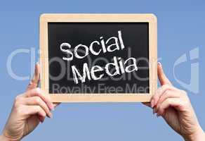 Social Media - Concept for Business