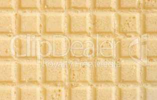 texture of wafers, macro