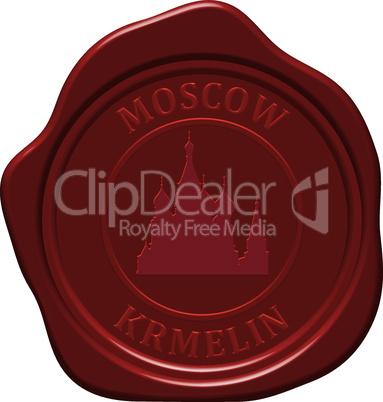 kremlin cathedral sealing wax