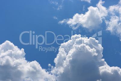 Cloudy sky, texture