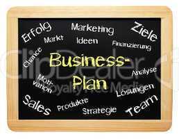 Business Plan - Konzept Erfolg und Geschäft