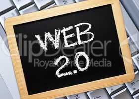 WEB 2.0 - Business Konzept