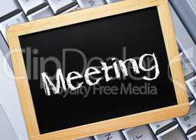 Meeting - Business Concept