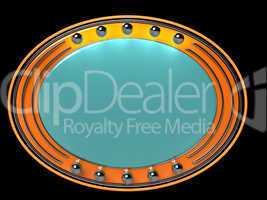 retro Logo template 1950