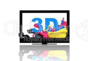 3D HD TV