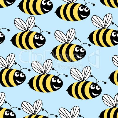 Amusing bees.