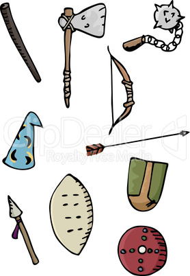 Ancient Weapons I
