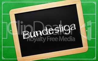 Fußball Platz - Bundesliga
