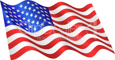 American  flag 2.eps